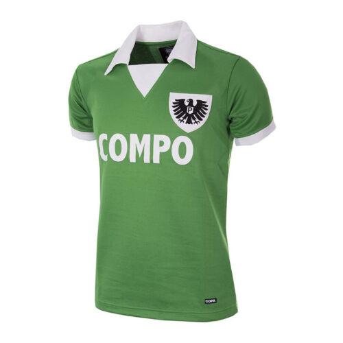 Preußen Münster 1977-78 Camiseta Fútbol Retro