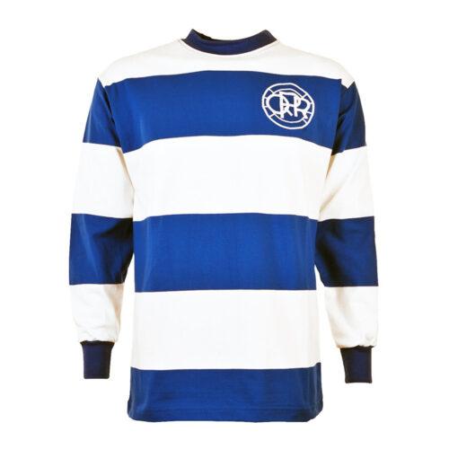 Queens Park Rangers 1975-76 Retro Shirt Football