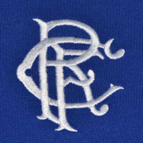 Rangers Glasgow 1979-80 Maglia Storica Calcio