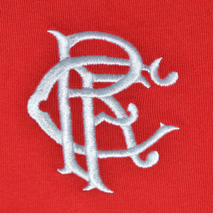 Rangers Glasgow 1981-82 Away Maglia Storica