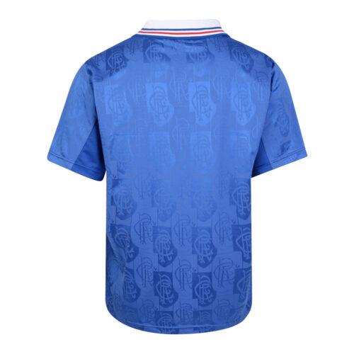 Rangers Glasgow 1996-97 Maglia Storica Calcio