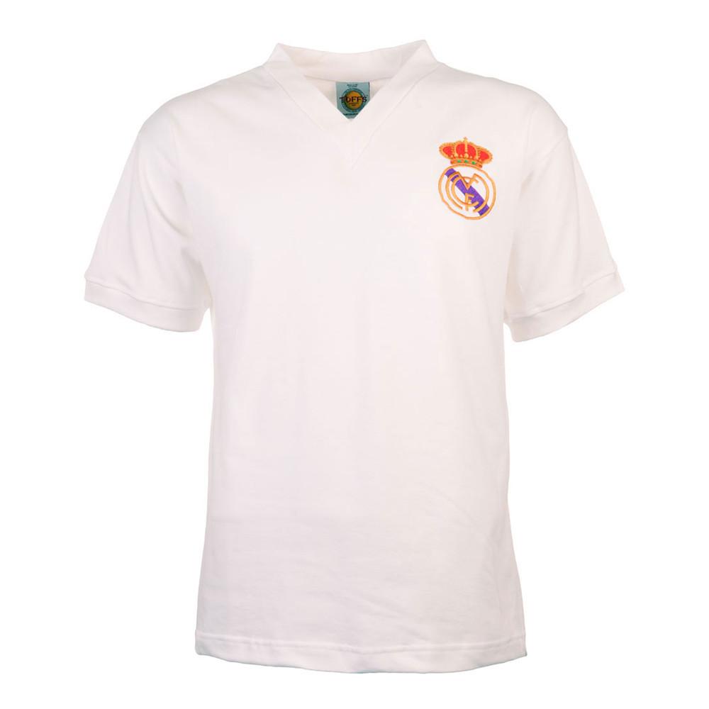 Real Madrid 1959-60 Retro Football Shirt