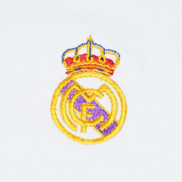 Real Madrid 1974-75 Maglia Storica Calcio