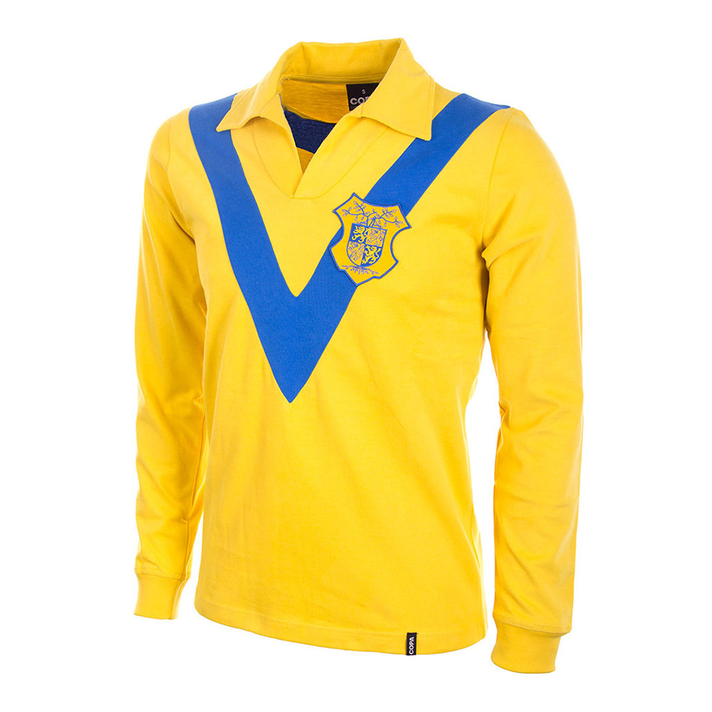 RKC Waalwijk 1963-64 Retro Football Shirt