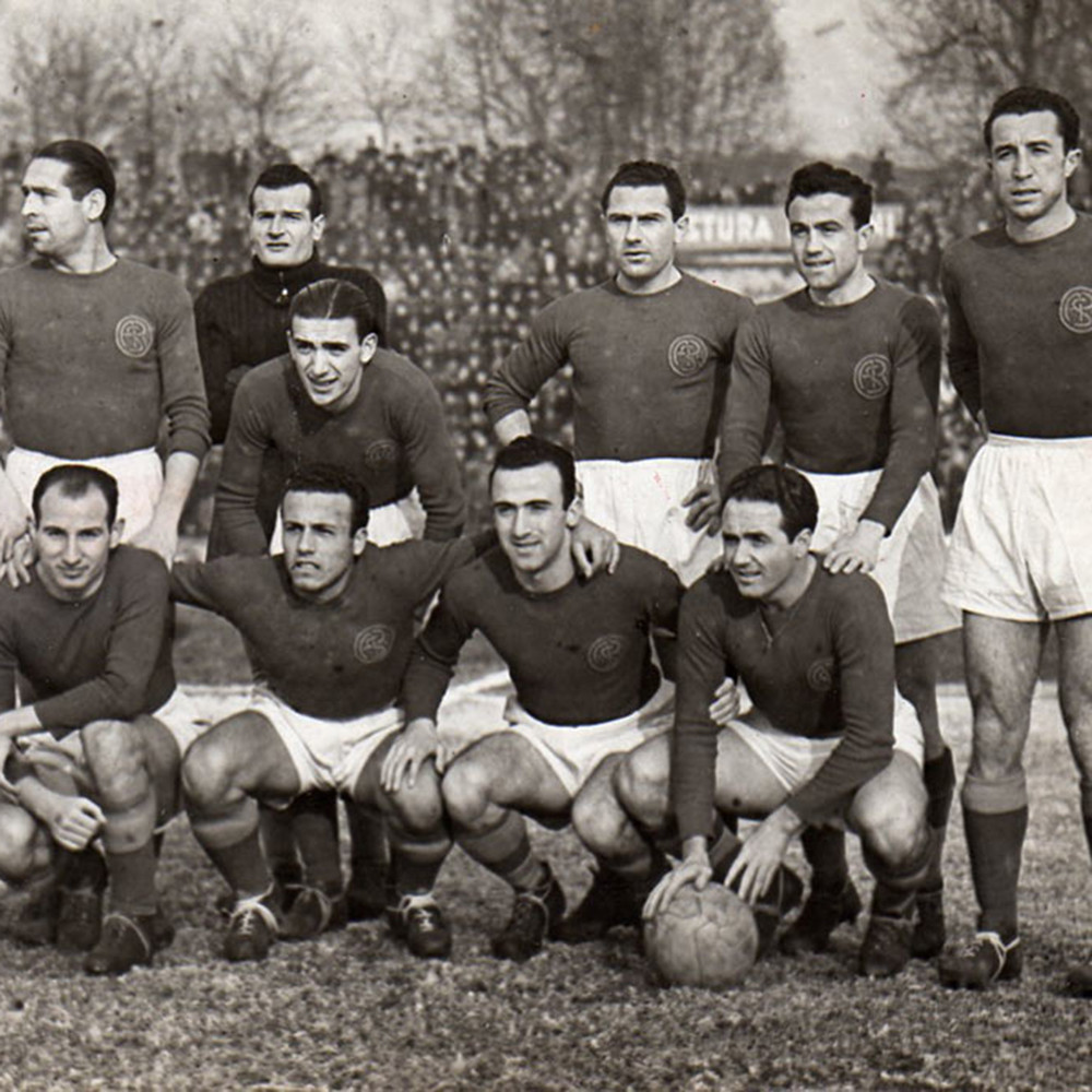 Roma 1941-42 Maglia Storica Calcio