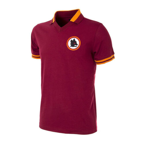 Rome 1978-79 Maillot Rétro Foot