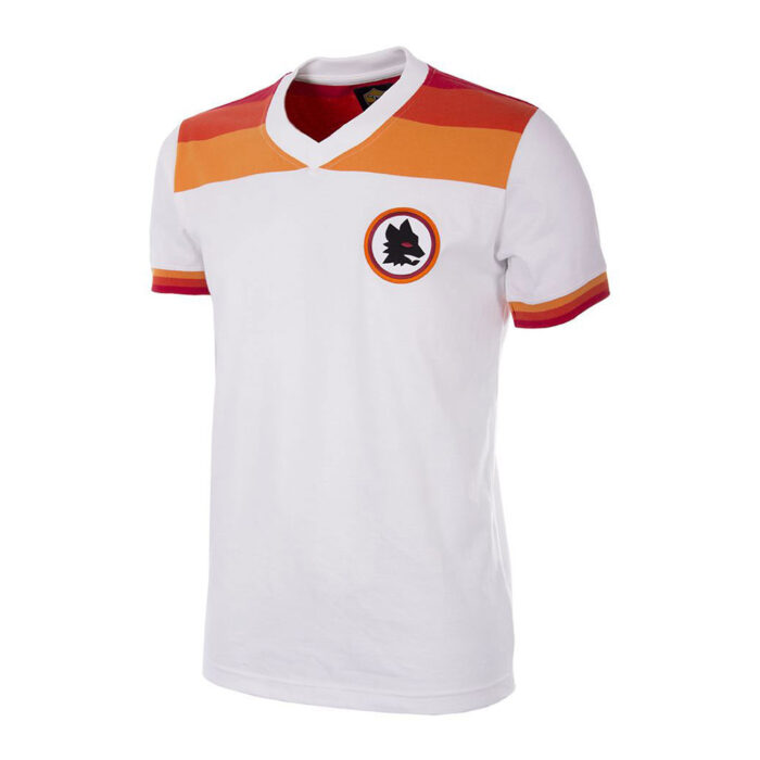 Rome 1979-80 Maillot Rétro Football