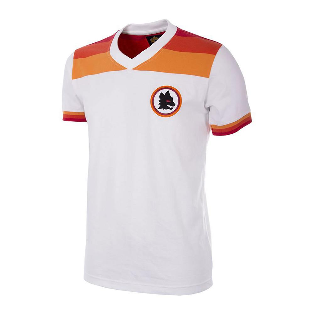 Rome 1979-80 Retro Football Jersey