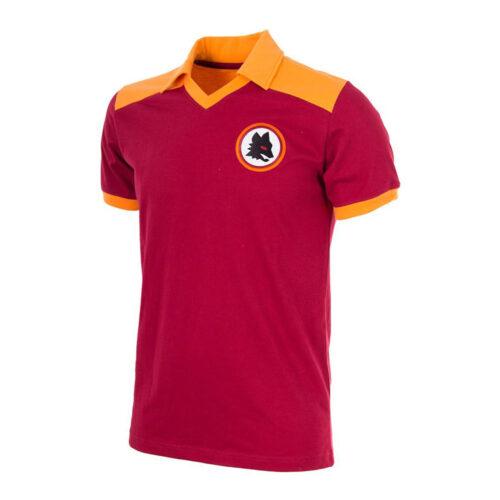Roma 1979-80 Maglia Vintage Calcio