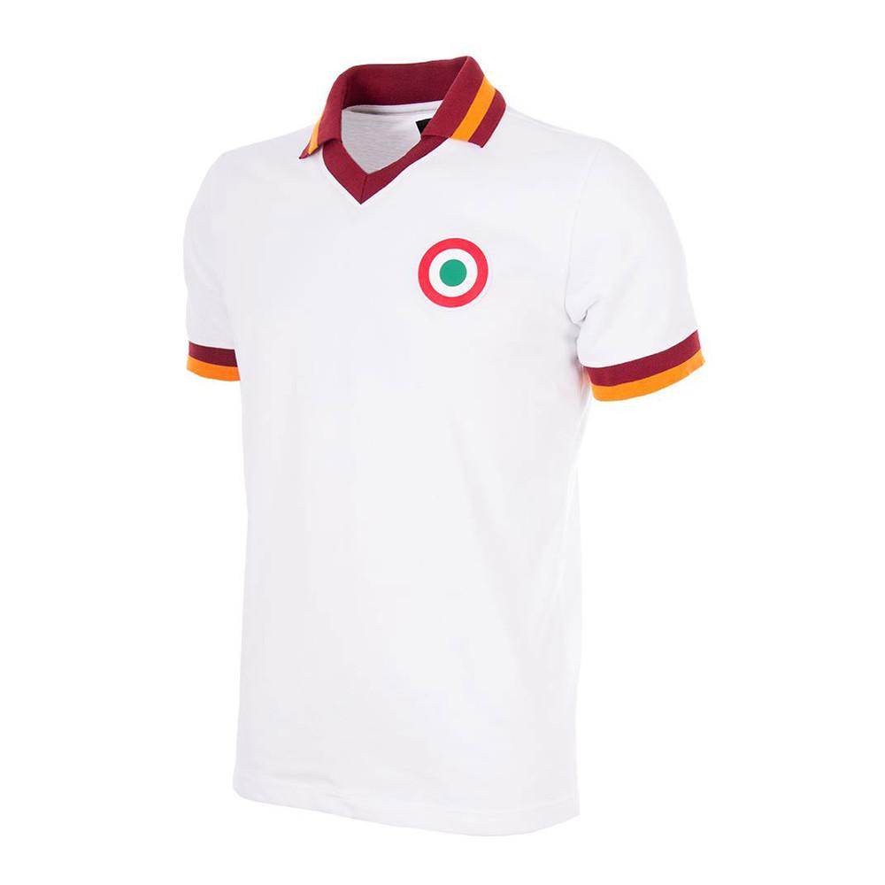 Rome 1980-81 Retro Football Shirt