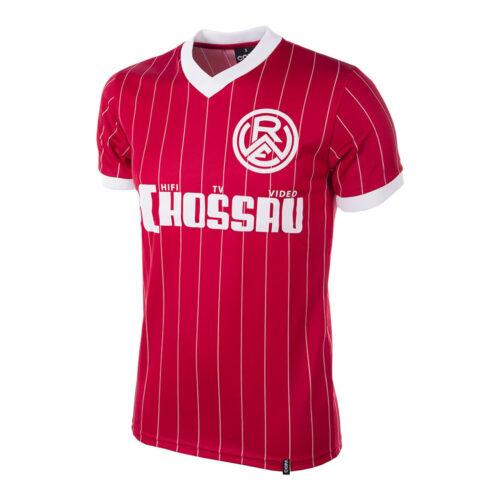 Rot Weiss Essen 1985-86 Camiseta Fútbol Retro