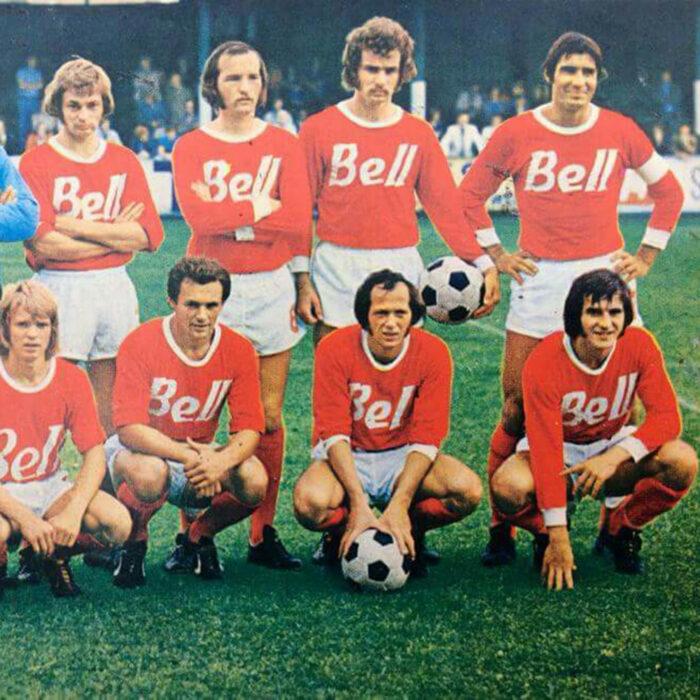 Anversa 1974-75 Maglia Storica Calcio