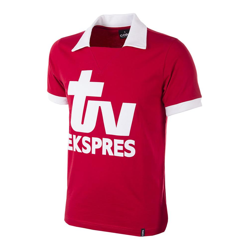 Amberes 1979-80 Camiseta Retro Fútbol