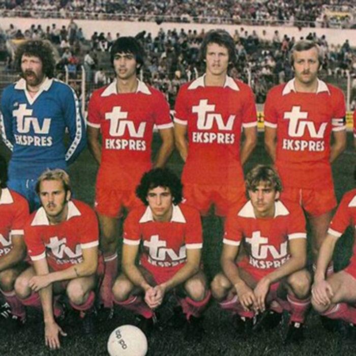 Anversa 1979-80 Maglia Storica Calcio