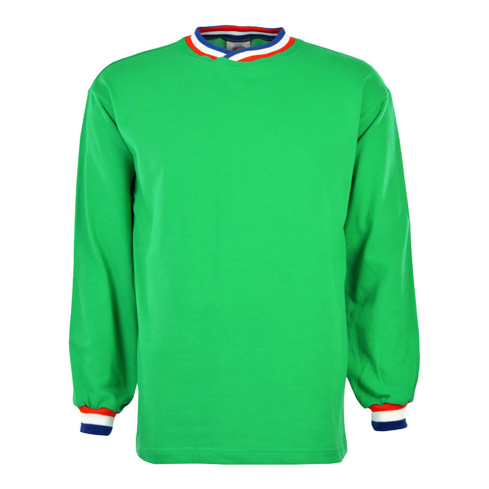 Saint Etienne 1975-76 Retro Football Jersey