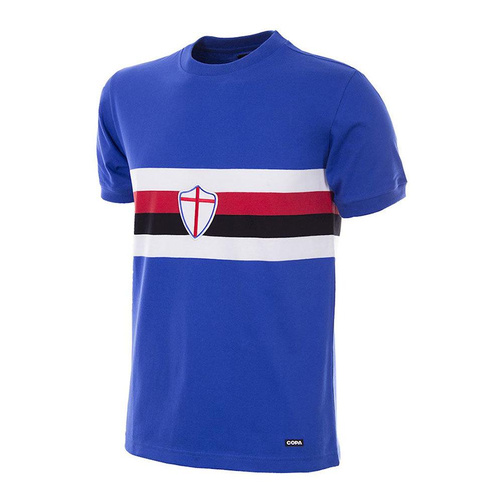 Sampdoria 1975-76 Camiseta Retro Fútbol
