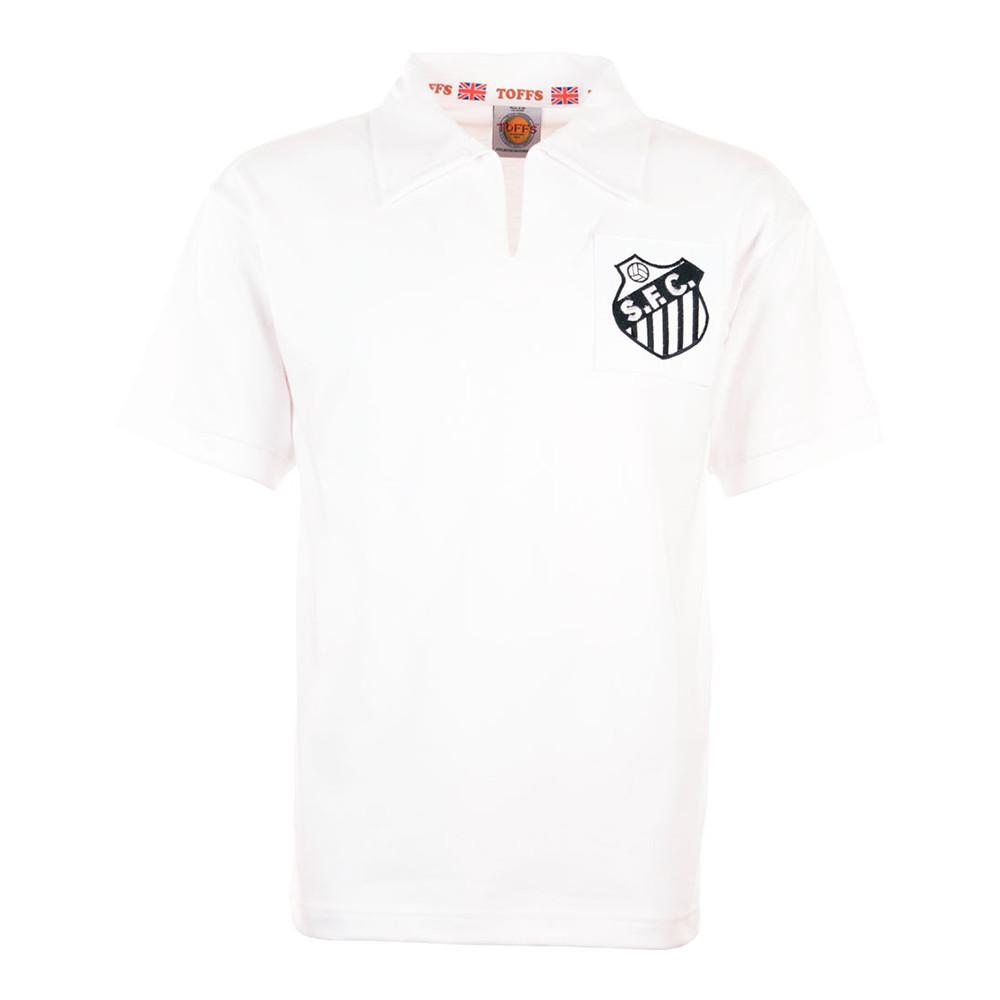Santos 1962 Retro Football Shirt