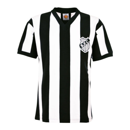 Santos 1978 Retro Football Shirt