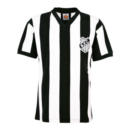 Santos 1978 Camiseta Retro Fútbol