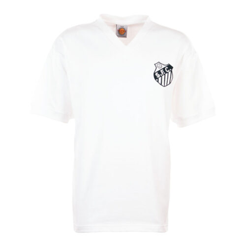 Santos 1980 Retro Football Shirt