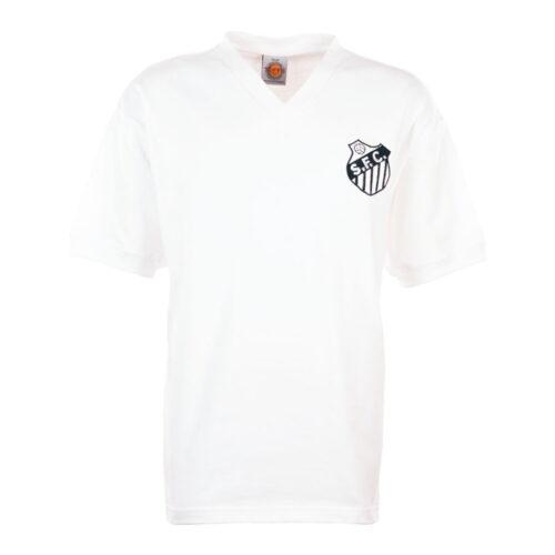 Santos 1980 Camiseta Retro Fútbol