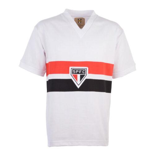 São Paulo 1977 Camiseta Retro Fútbol
