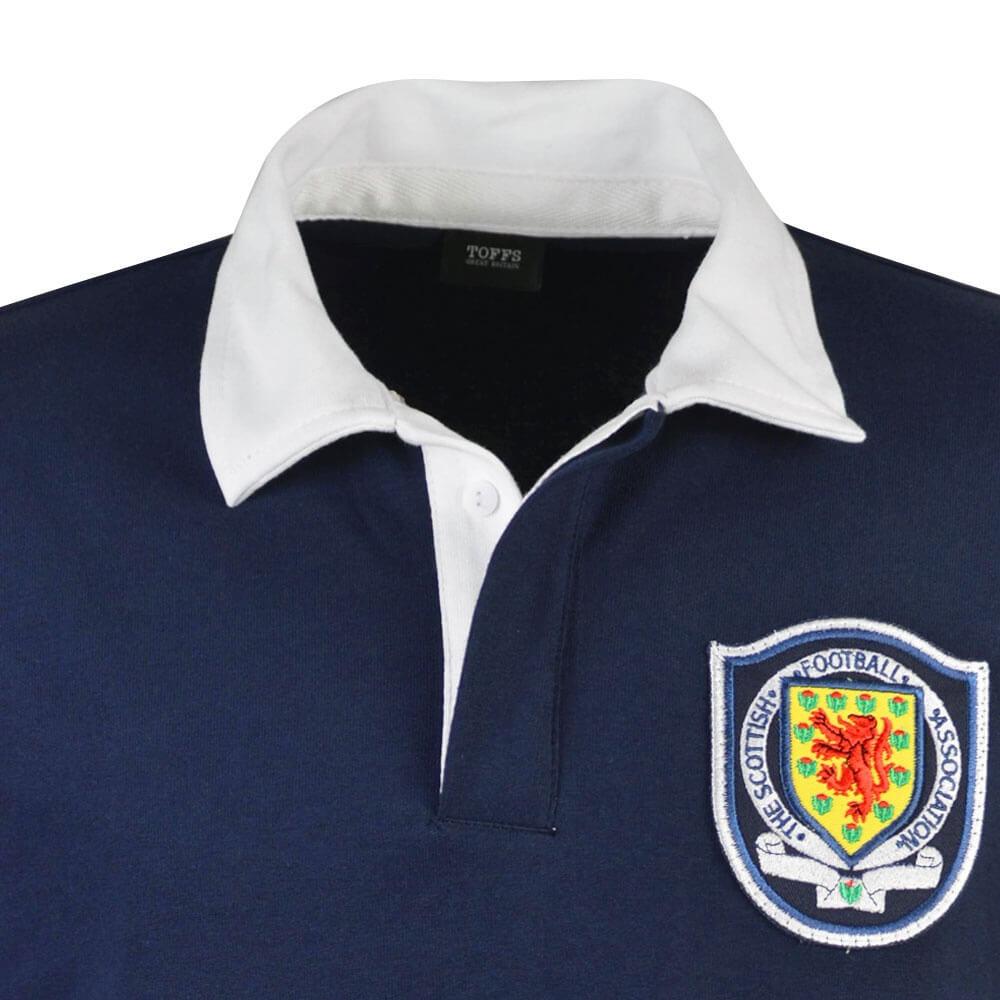 Scozia 1954 Maglia Storica Calcio