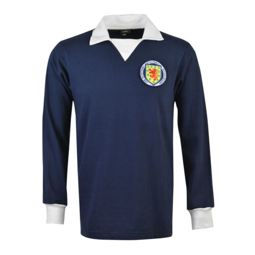 Escocia 1973 Camiseta Retro Fútbol