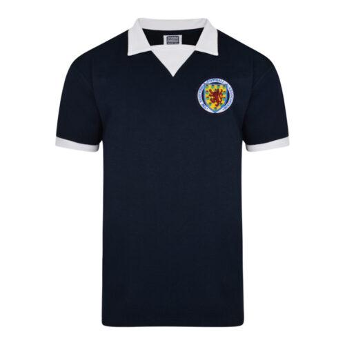 Escocia 1974 Camiseta Retro Fútbol