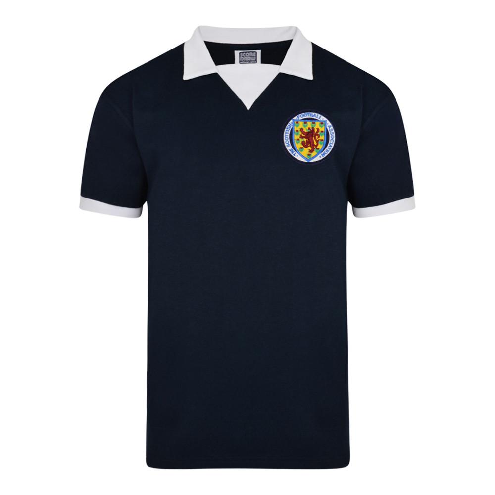 Scozia 1974 Maglia Storica Calcio