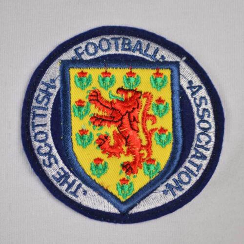 Scozia 1974 Away Maglia Storica Calcio