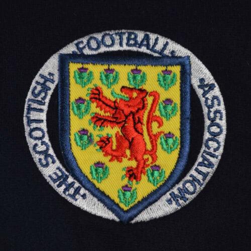 Scozia 1977 Giacca Storica Calcio