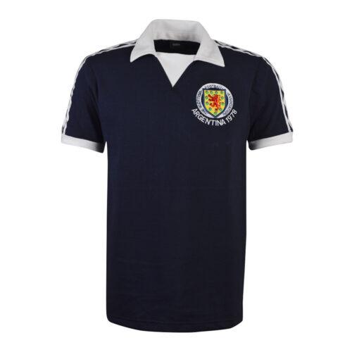 Escocia 1978 Camiseta Retro Fútbol