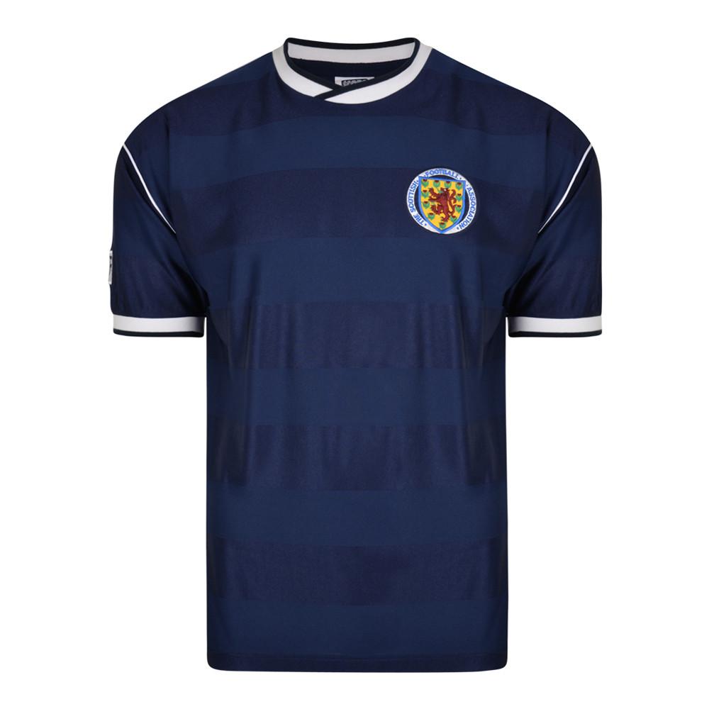Scozia 1986 Maglia Storica Calcio