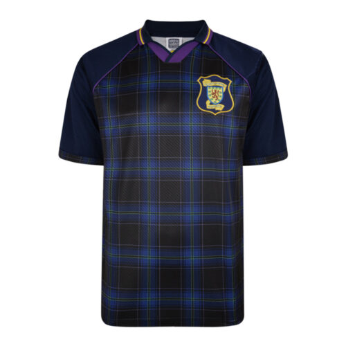 Scotland 1996 Retro Football Shirt
