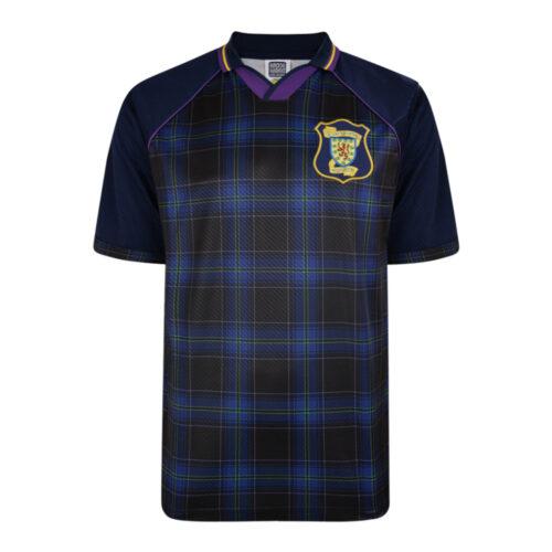 Escocia 1996 Camiseta Retro Fútbol