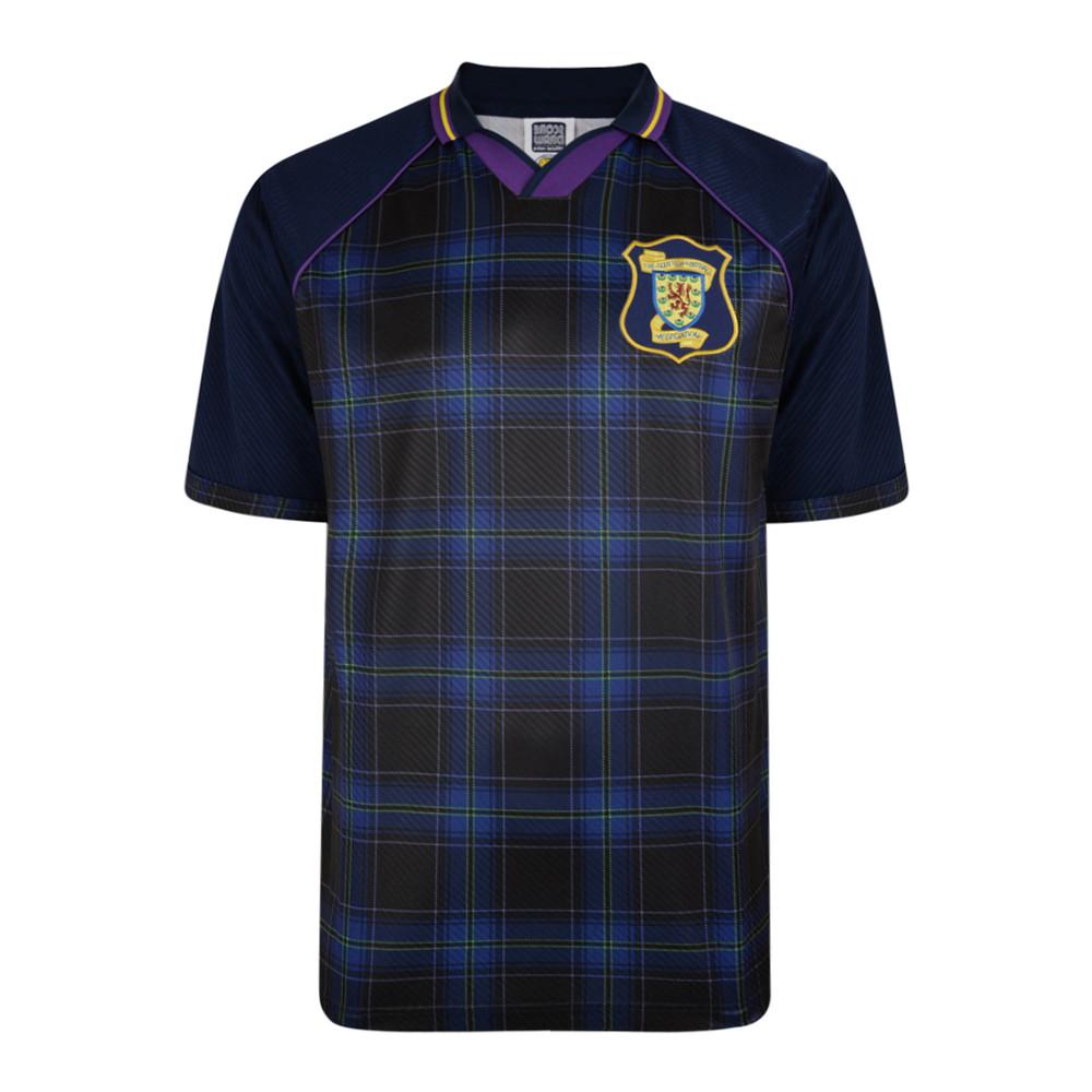 Scozia 1996 Maglia Storica Calcio