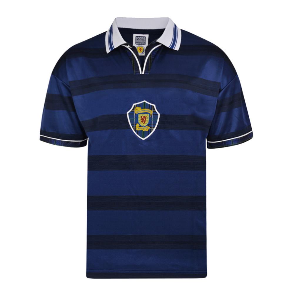 Scozia 1998 Maglia Storica Calcio