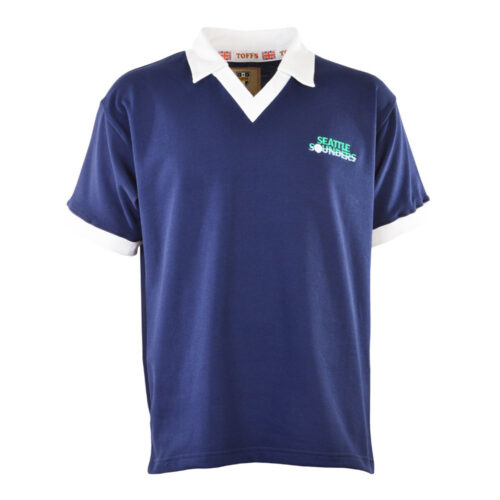 Seattle Sounders 1983 Retro Football Shirt