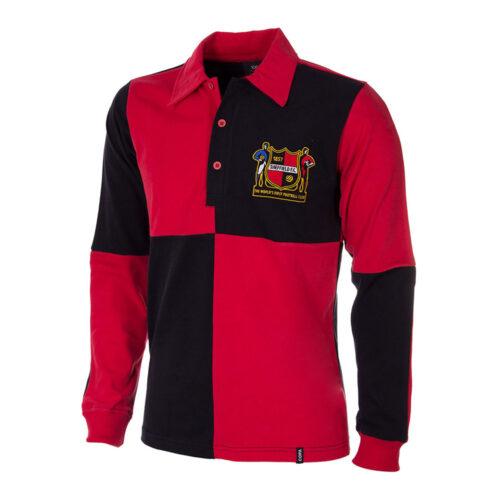 Sheffield FC 1954-55 Retro Football Shirt