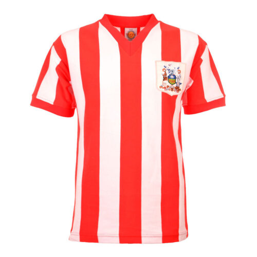 Sheffield United 1966-67 Maillot Rétro Foot