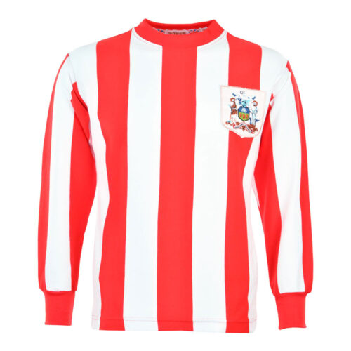 Sheffield United 1971-72 Maillot Rétro Foot