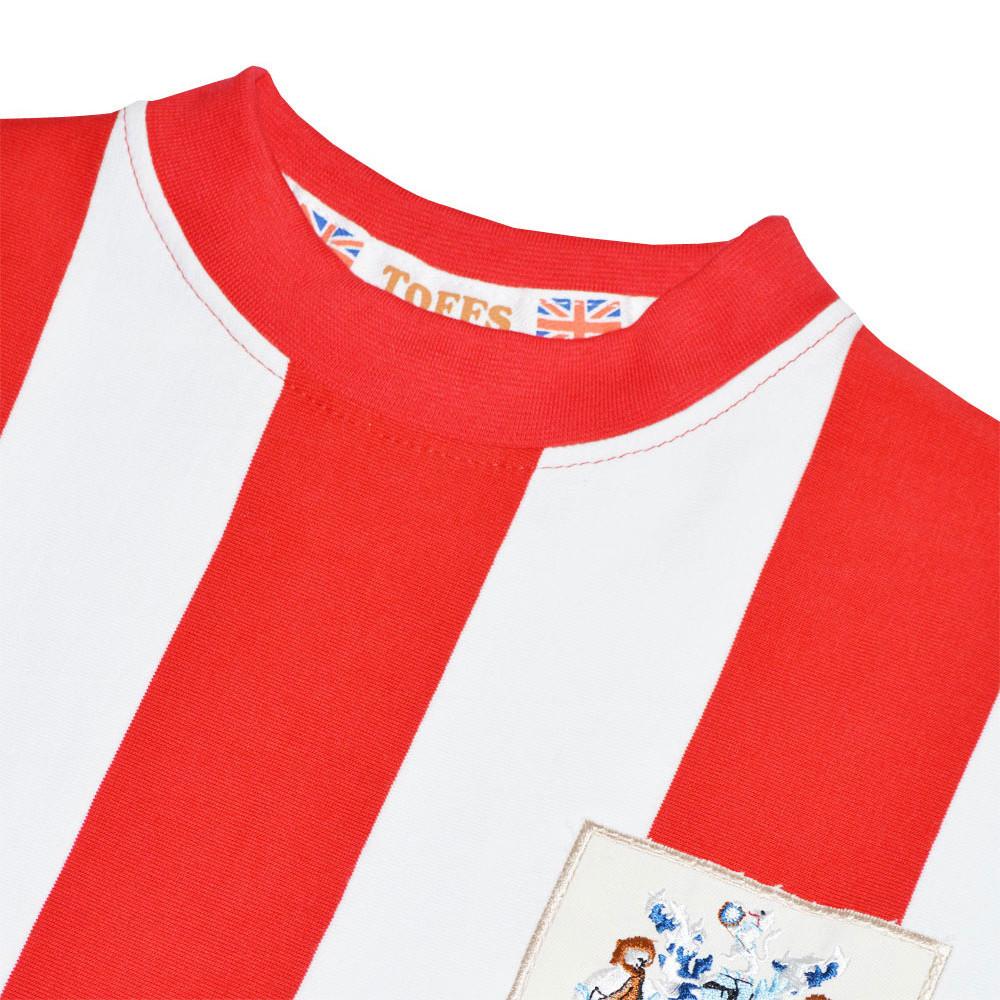 Sheffield United 1971-72 Maglia Storica Calcio