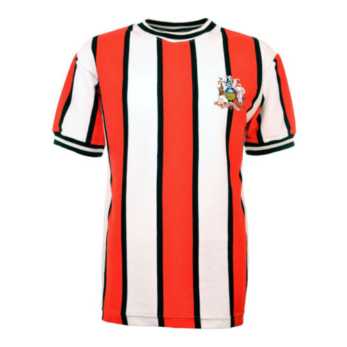 Sheffield United 1975-76 Maillot Rétro Foot