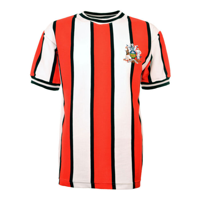 Sheffield United 1975-76 Camiseta Retro Fútbol