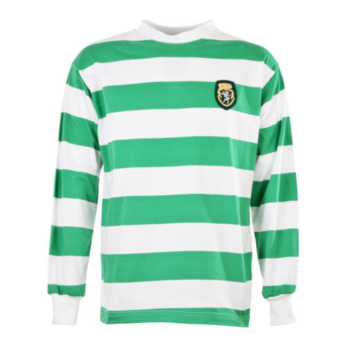 Sporting CP Lisbonne 1978-79 Maillot Rétro Foot