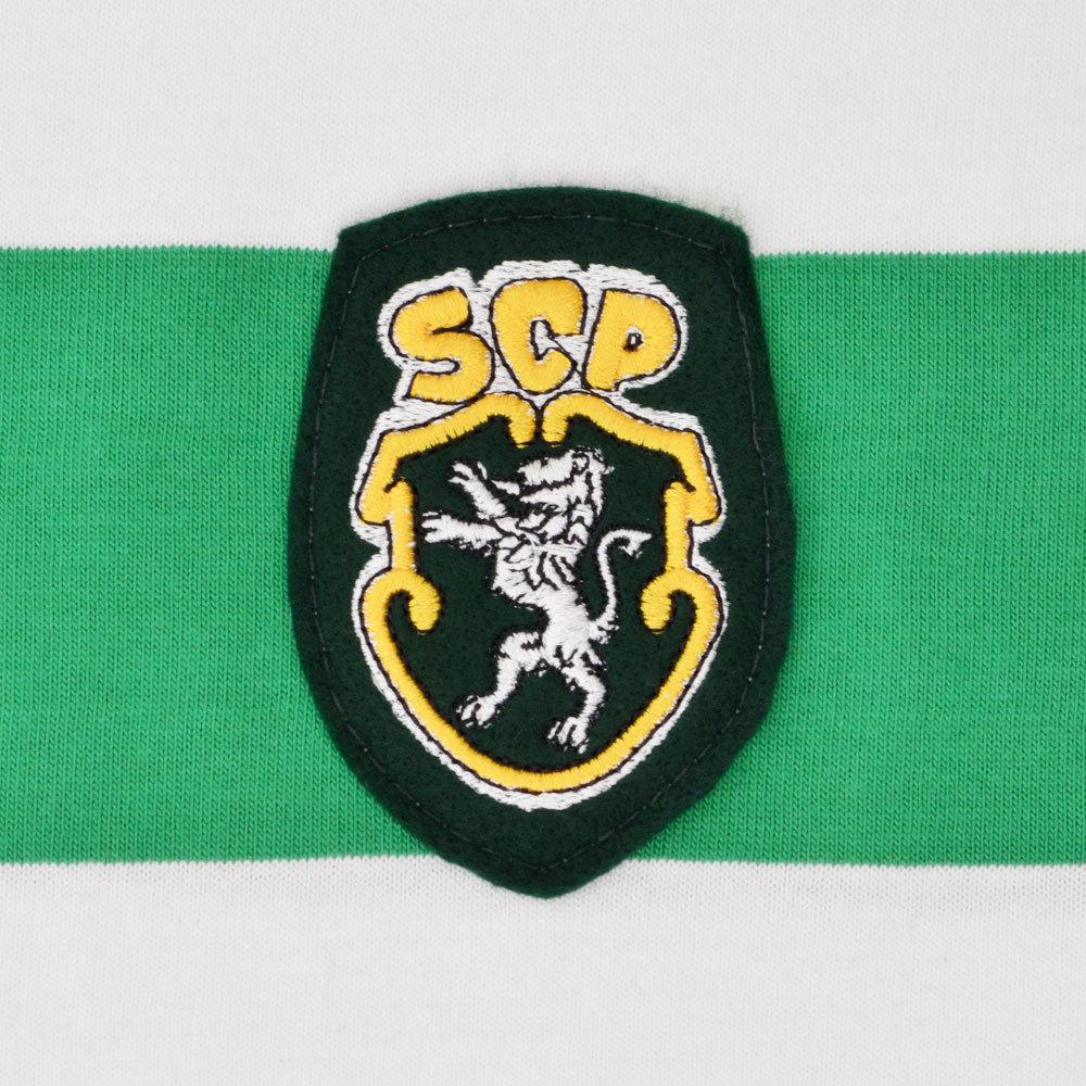 Sporting CP Lisbona 1978-79 Maglia Storica Calcio