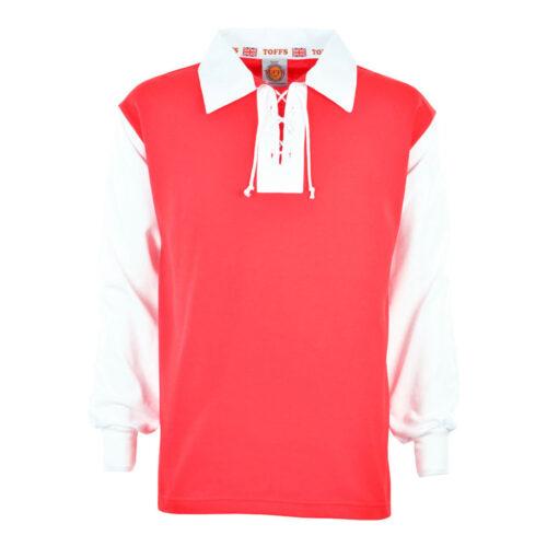 Stade Reims 1957-58 Maglia Storica Calcio