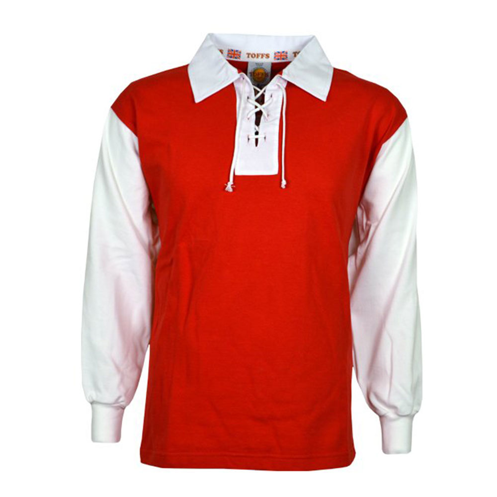 Stade Reims 1957-58 Retro Football Shirt