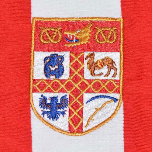 Stoke City 1971-72 Maglia Storica Calcio